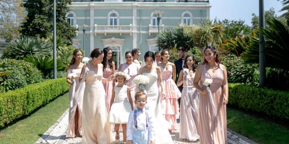 PWP - Wedding in Lisbon - Anne & Mickael