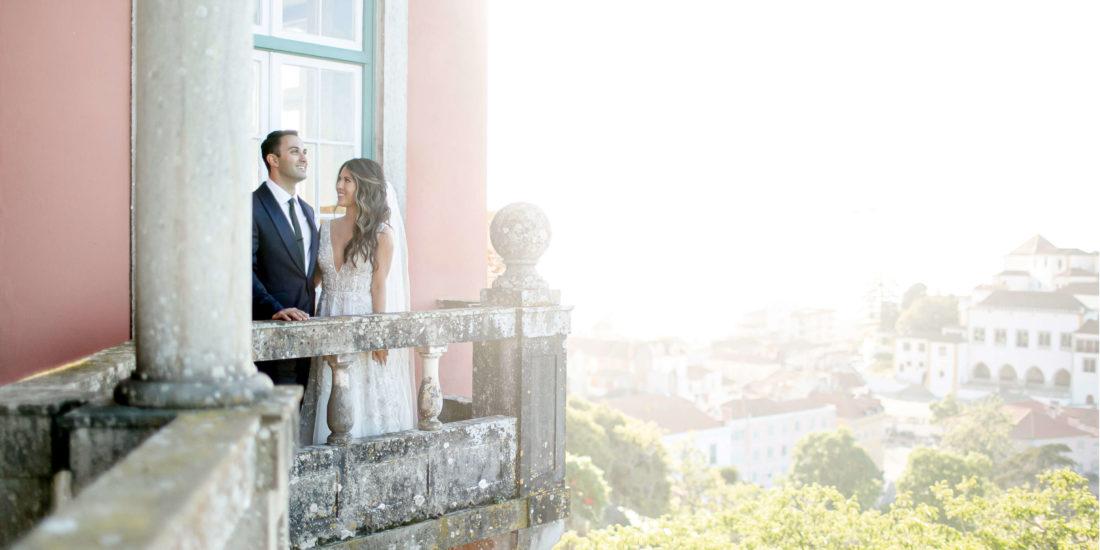 PWP - Wedding in Sintra - Kelsey & David