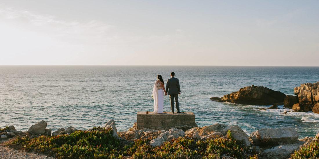 PWP - Cascais Beach Wedding - Adria & Hussein