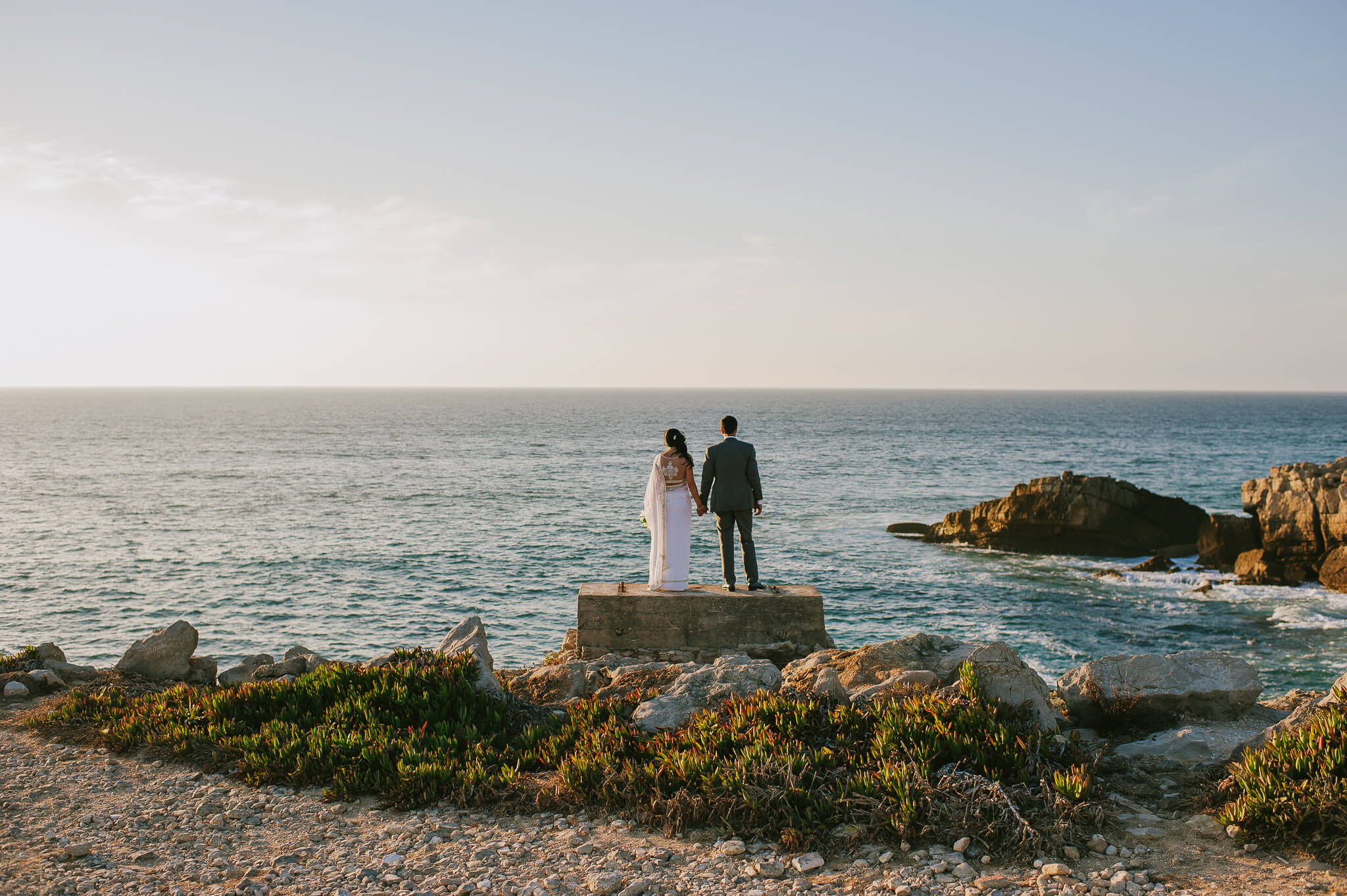 PWP - Cascais Beach Wedding - Adria & Hussein